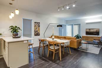 Living Room, Crystal Flats, 0