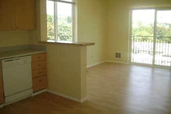 Kitchen, The Oasis Apartments, 2