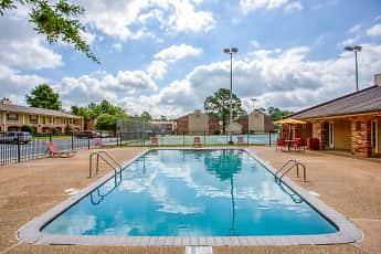 Pool, Kingston Village, 1