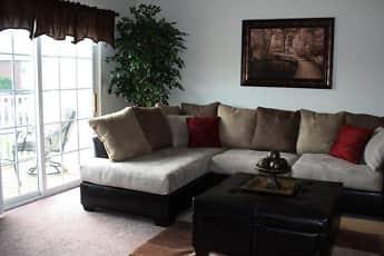 Living Room, Hunters Run, 1