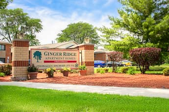 Community Signage, Ginger Ridge Apartments, 0