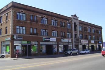 Building, Lakesbury Apartments, 0