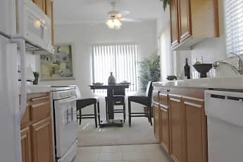 Kitchen, Andalusia Apartments, 1