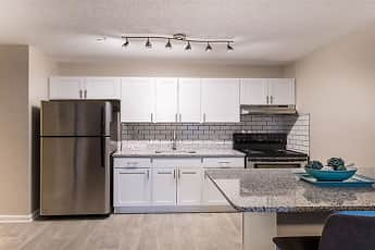 Kitchen, Hawk Ridge Apartments, 1