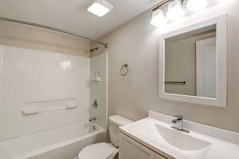 Bathroom, Grandview Apartment Homes, 2