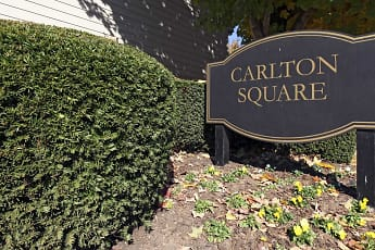 Community Signage, Carlton Square Apartments, 2