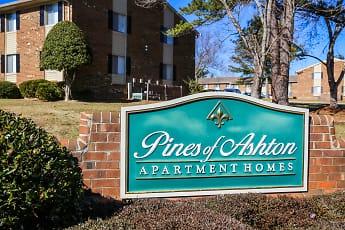 Community Signage, Pines of Ashton, 2