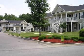 Building, Decatur Place, 0