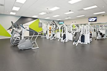 Fitness Weight Room, The Seasons, 1