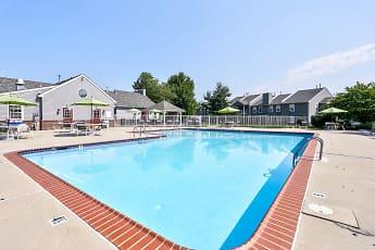 Pool, Thomas Meeting Apartments, 0