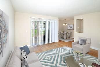 Living Room, Garden Grove, 2