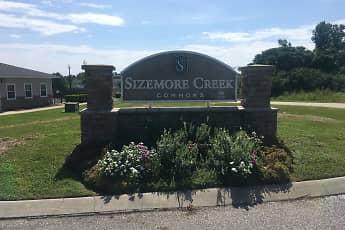 Community Signage, Sizemore Creek Commons Apartments, 1