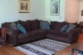 Living Room, Riverhill Apartments, 0