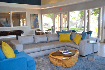 Living Room, Parkview Terrace, 0