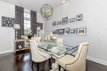 Dining Room, The Colony Apartments, 0
