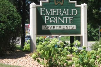 Community Signage, Emerald Pointe Apartments, 0