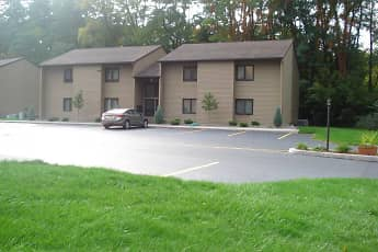 Building, Crystal Tree Apartments of Fayetteville, 1