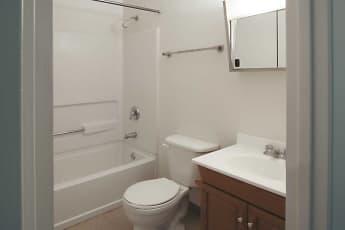 Bathroom, Summer Brook, 2