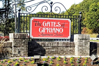 Community Signage, The Gates of Cipriano, 0