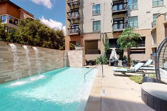 Pool, Legacy Village Apartment Homes, 2