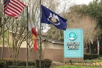 Community Signage, Bayou Oaks Apartment Homes, 1
