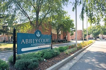 Community Signage, Abbey Court Apartments, 2