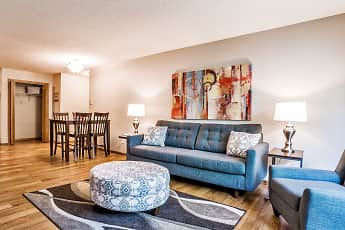 Living Room, Birchview, 0