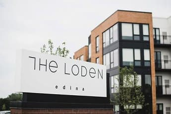 Community Signage, The Loden, 2