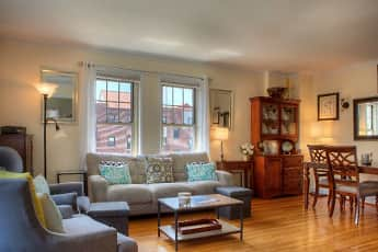 Living Room, Wayland Manor, 1