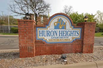 Community Signage, Huron Heights & Ridge, 1