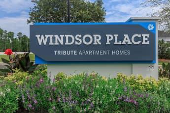 Community Signage, Windsor Place, 0