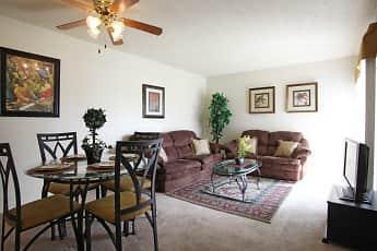 Living Room, Gretna Park Apartment Homes, 0