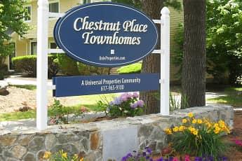 Community Signage, Chestnut Place, 0
