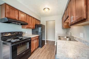 Kitchen, Georgetown Estates, 0