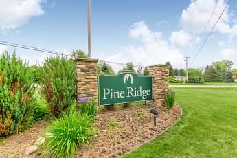 Community Signage, Pine Ridge, 0