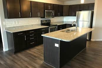 Kitchen, Grayhawk Apartments, 0