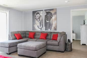 Living Room, Oak Park, 0