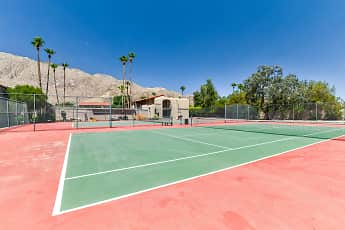 Recreation Area, San Jacinto Racquet Club, 1