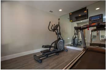 Fitness Weight Room, Ashwood Park, 1
