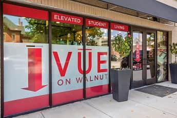 Community Signage, Vue On Walnut Student Living, 2