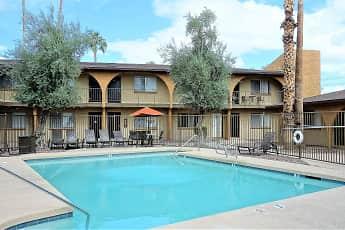 Pool, Courtyard At Encanto, 0
