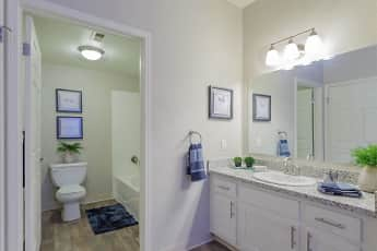 Bathroom, Eastland Hills, 2