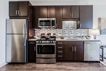 Kitchen, Gateway West Loop, 0