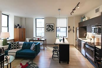 Living Room, Griffin Center City, 1