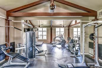 Fitness Weight Room, The Woodlands, 2