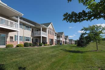 Building, Honey Creek Apartments, 0