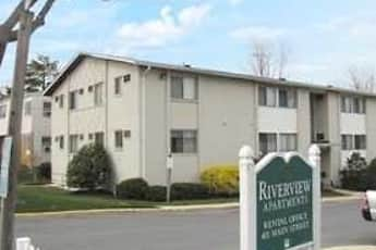 Building, Riverview Apartments, 1
