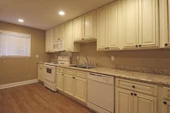 Kitchen, Gatehouse Apartments, 0