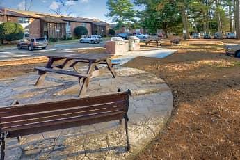 Recreation Area, Vantage Apartments, 1