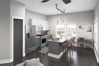 Kitchen, The Beeker, 1